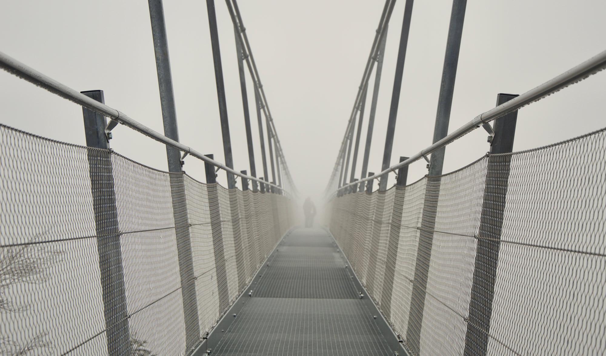 Nebelbrücke: Der achtzehnte Fall für August Häberle